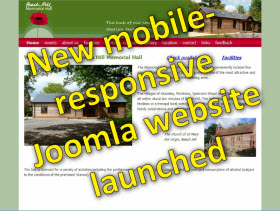 bhmh joomla launched