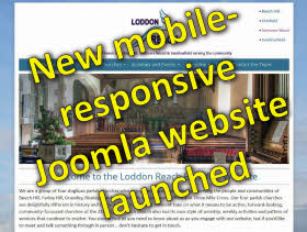 lrb joomla launched